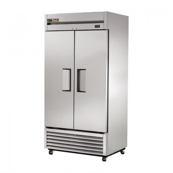 True Double Door Fridge Stainless Steel 991Ltr T-35-HC-LD