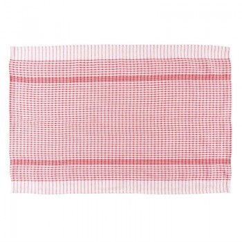 Vogue Wonderdry Red Tea Towels