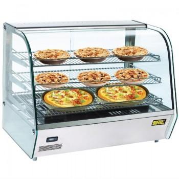 Buffalo Countertop Heated Food Display 868mm