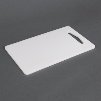 Hygiplas Low Density Cutting Board White
