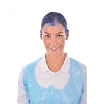 Lion Haircare Hair Net Light Blue