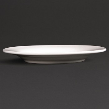 Lumina Wide Rim Round Plates 150mm