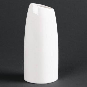 Lumina Fine China Oval Bud Vase