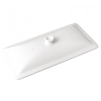 Olympia Whiteware Gastronorm Lid 1/3 Size