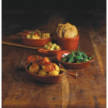 Olympia Rustic Mediterranean Large Dishes 134mm