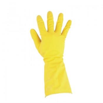 Jantex Household Glove Yellow Small