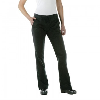 Chef Works Womens Executive Chef Trousers Black XL