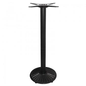Bolero Cast Iron Poseur Step Table base