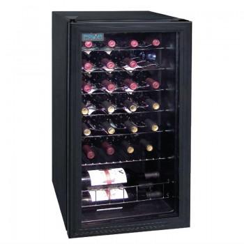 Polar 28 Bottle Under Counter Wine Fridge
