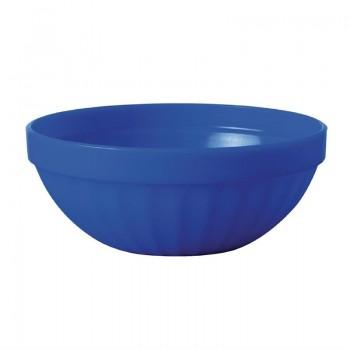 Kristallon Polycarbonate Bowls Blue 102mm