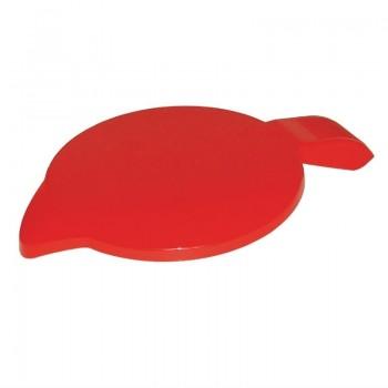 Lid for Kristallon 1.4 Litre Polycarbonate Jug Red
