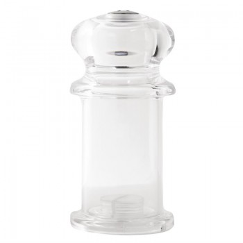 Acrylic Salt Shaker 125mm