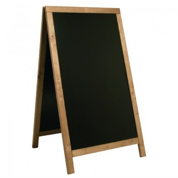 Securit Duplo Pavement Board 1200 x 680mm Teak