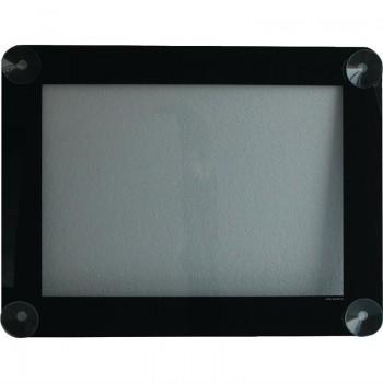 Window Display Menu Frame A4 Black