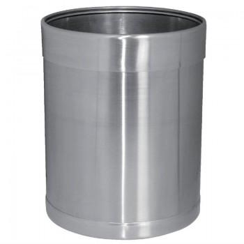 Bolero Stainless Steel Waste Paper Bin