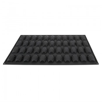 Pavoflex Madeleine Silicone Mould 44 Cup