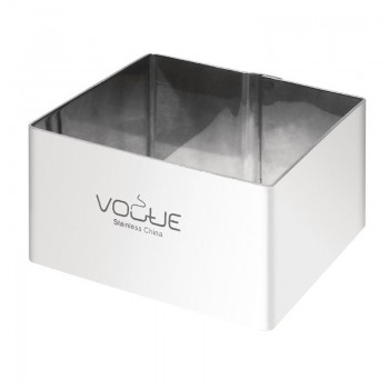 Vogue Square Mousse Rings 35 x 60 x 60mm