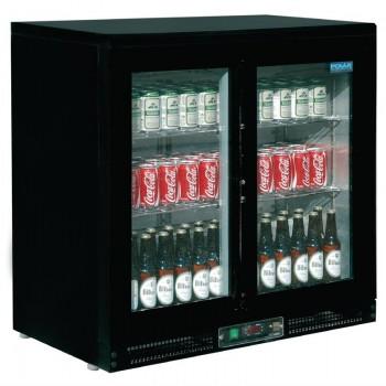 Polar Bar Display Cooler 168 Bottles