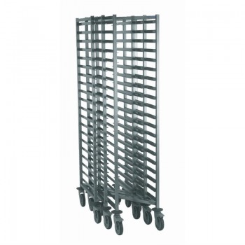 Tournus GN1/1 racking stackable trolley 20 levels