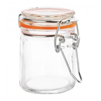 Vogue Mini Glass Terrine Jar 50ml (Pack of 12)