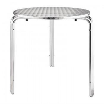 Bolero Round Bistro Table 700mm