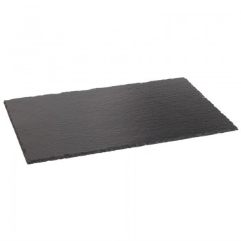 Olympia Natural Slate Boards GN 1/4