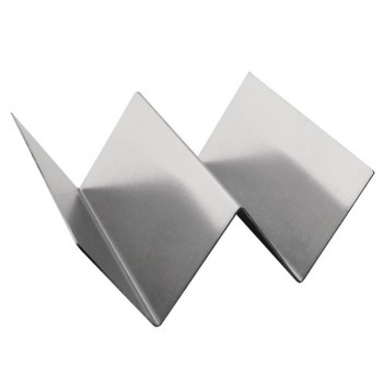 Taco Holder Stainless Steel