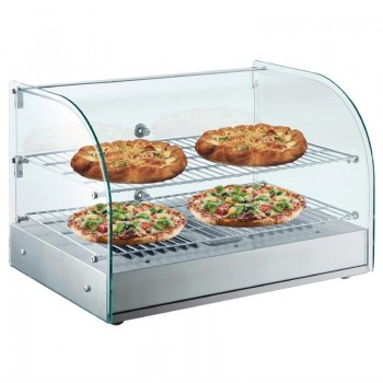Buffalo Countertop Heated Food Display 554mm