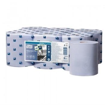 Tork Centrefeed Wiper Dispenser Refill Blue 6 Pack
