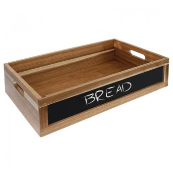 Olympia Bread Crate with Chalkboard 1/1 GN