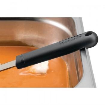 Deglon Glisse Plain Serving Spoon