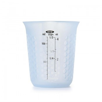 OXO Good Grips Squeeze and Pour Silicone Measuring Cup 1Ltr