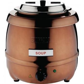 Buffalo Soup Kettle Copper Finish