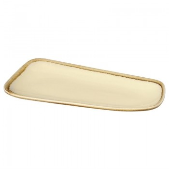 Olympia Kiln Platter Sandstone 335mm