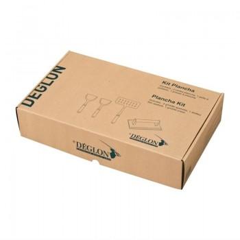 Deglon 4 Piece Plancha Kit