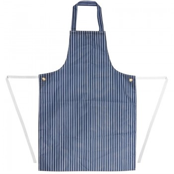 Whites Waterproof Bib Apron Blue and White