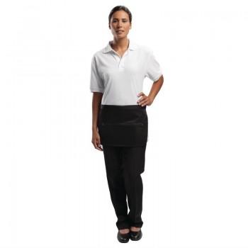 Whites Unisex Money Pocket With Zip Black