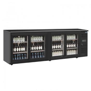 Polar Four Door Back Bar Display Cooler