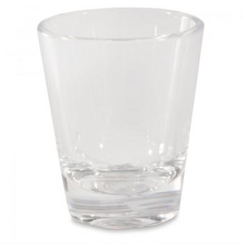 Roltex BPA-Free Plastic Shot Glass 45ml