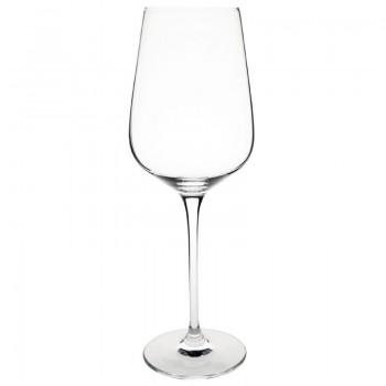 Olympia Claro One Piece Crystal Wine Glass 430ml