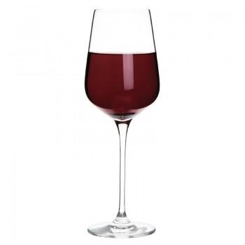 Olympia Claro One Piece Crystal Wine Glass 540ml