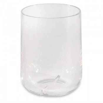 Roltex BPA-Free Plastic Lemonade Glass 280ml