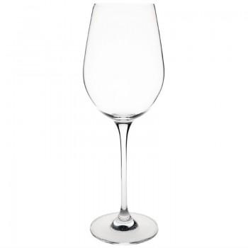 Olympia Campana Crystal One Piece Wine Glass 385ml