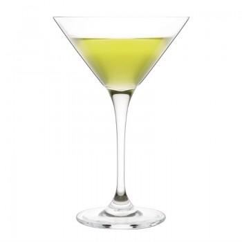 Olympia Campana One Piece Crystal Martini Glass 260ml