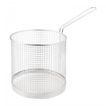 Vogue Stainless Steel Spaghetti Basket 7''