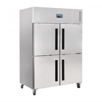 Polar Upright Double Stable Door Gastro Fridge 1200Ltr