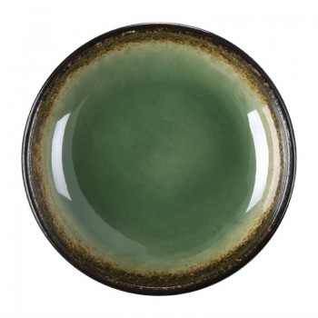 Olympia Nomi Dipping Dish Green 25mm
