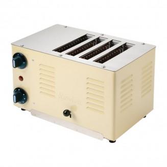 Rowlett Regent 4 Slot Toaster Cream