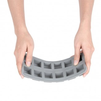 Vogue Flexible Silicone Ice Cube Mould