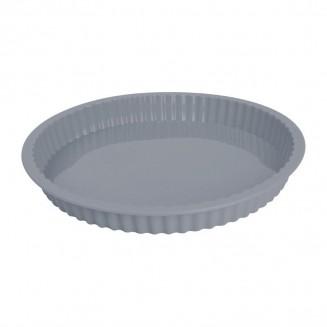 Vogue Flexible Silicone Round Bake Pan 250mm